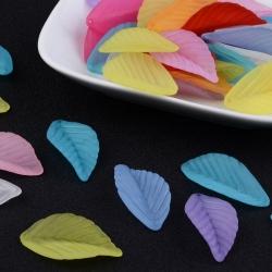 10 stk Transparente Acryl-Blätter, 36x..