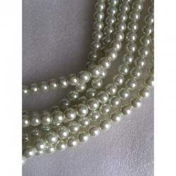 Wachsglas-Perlen kultur