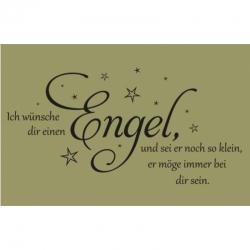 Engelkärtchen sternli( ca Visitenkarte..