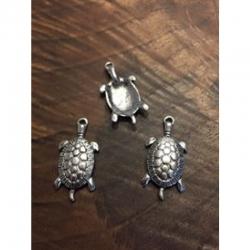 Anhänger Schildkröte, 31.5x16x3mm